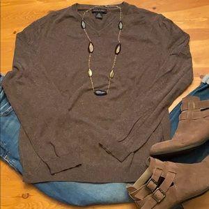 M BANANA REPUBLIC Silk Cotton Cashmere Sweater